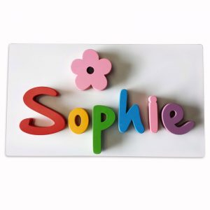 name plaque backing board