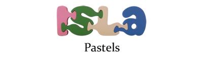 Isla wood name puzzle